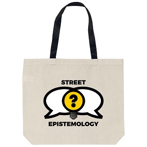 Street Epistemology Canvas Tote